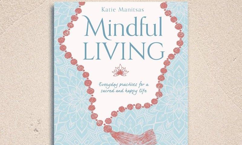 Mindful Living book tour image